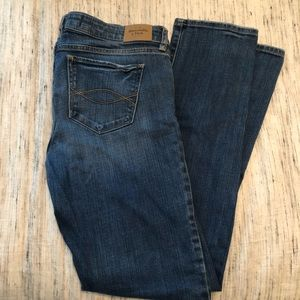 Women's Abercrombie & Fitch Low Rise Jeans